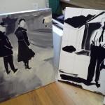 6 painting series